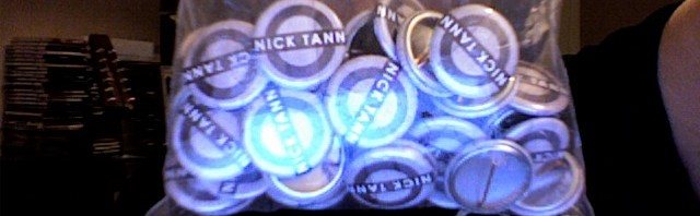 Nick Tann badges