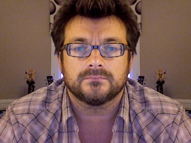 symmetrical Nick Tann