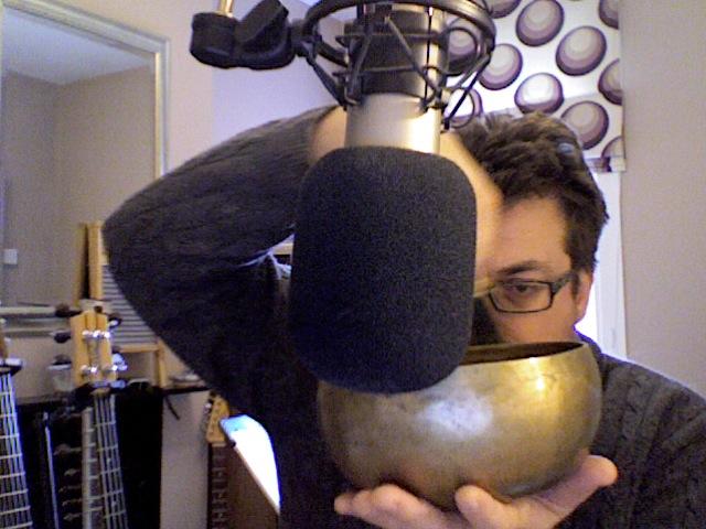 Nick Tann Tibetan Singing Bowl