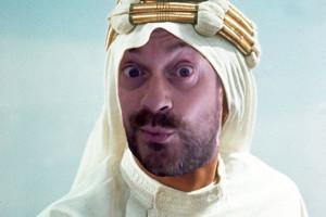 Nick Tann of Arabia
