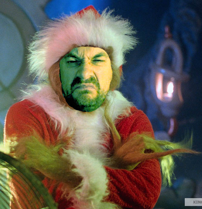 The Nick that stole Xmas